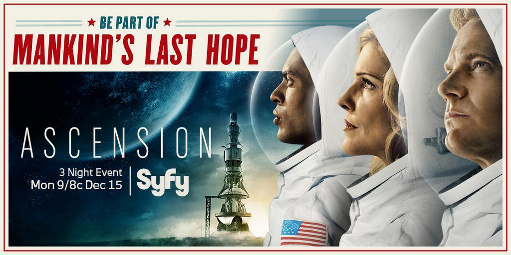 Ascension Syfy 2015