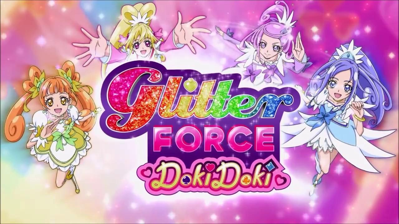 Glitterforcedokidoki